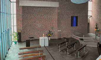 St Ansgar Kapelle St Marien Dom Hamburg