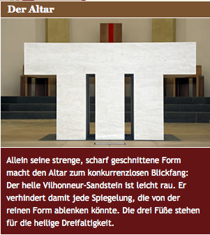 altar st marien dom hamburg. Black Bedroom Furniture Sets. Home Design Ideas